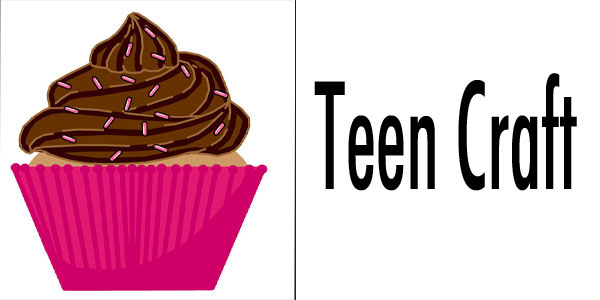 Teen Craft – Decorate a Cupcake for National Chocolate Cake Day