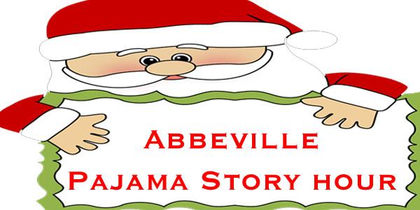pj story hour abbeville