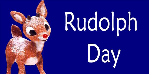 Rudolph day