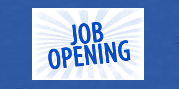 Employment Opportunity – Part Time Children's Library Clerk