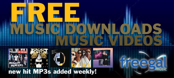 Freegal Digital Music and Streaming
