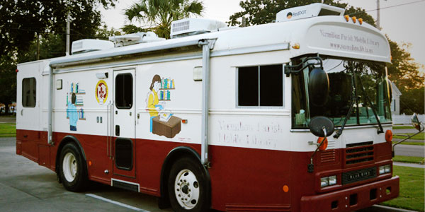 Vermilion Parish Mobile Library