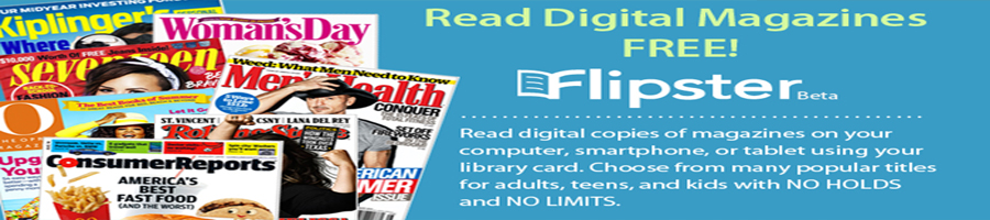 Digital Magazines - Parish Library
