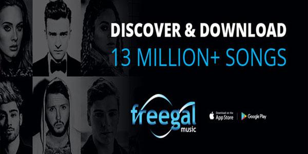 New Freegal Music App
