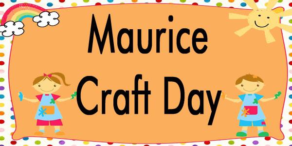 Maurice Craft Schedule