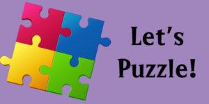 Let's Puzzle