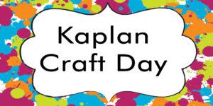 Kaplan Craft Schedule