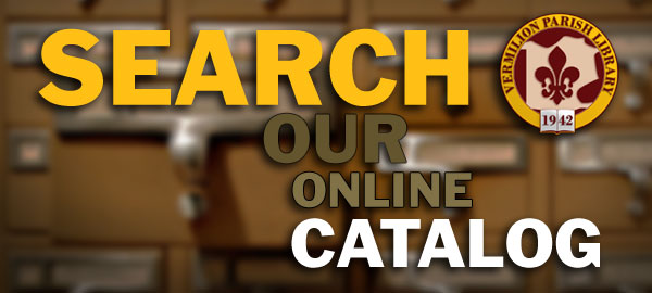 Search our online catalog