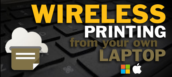 Wireless Printing at the Library